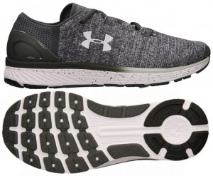 Buty UNDER ARMOUR Charged Bandit 3 GRY 1295725-002