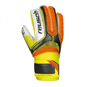Rękawice bramkarskie REUSCH Pulse Finger Support Junior 3672832-783