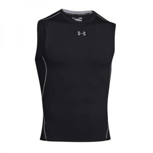 Bezrękawnik UNDER ARMOUR HeatGear Compression 1257469-001