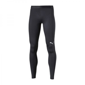 Leginsy PUMA Long Tight czarne 654616-03