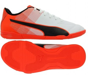 Buty halowe PUMA ADRENO IT Junior 103476 07