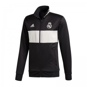 Bluza ADIDAS REAL Madryt 3S Track Top CW8698