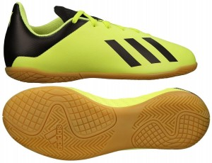 Buty halowe ADIDAS X Tango 18.4 IN Junior DB2433