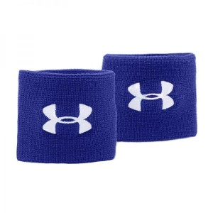 Frotka na nadgarstek UNDER ARMOUR Wristbands 1276991-400