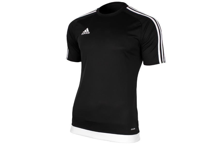 autentyczny różne kolory zaoszczędź do 80% Koszulka ADIDAS Estro 15 Junior czarna S16147