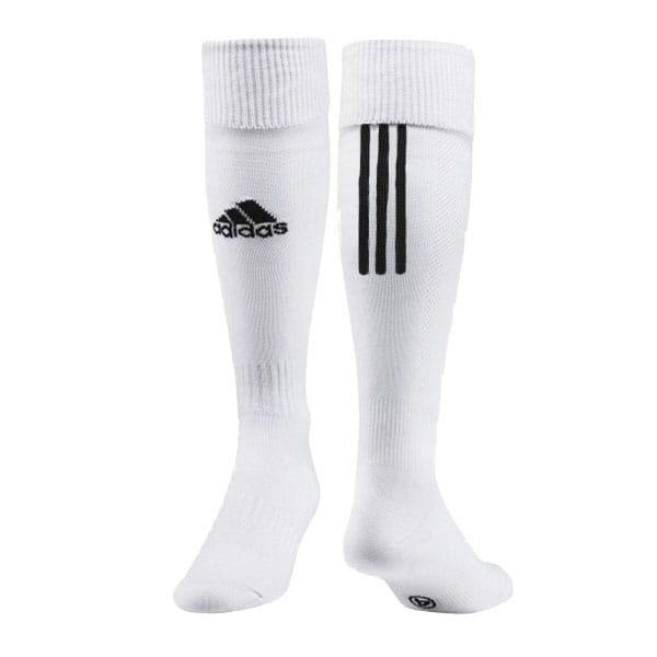 6ba184834 Getry piłkarskie Adidas Santos białe Z56222 CornerSport.pl