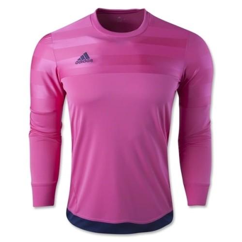 adidas bluza bramkarska różowa